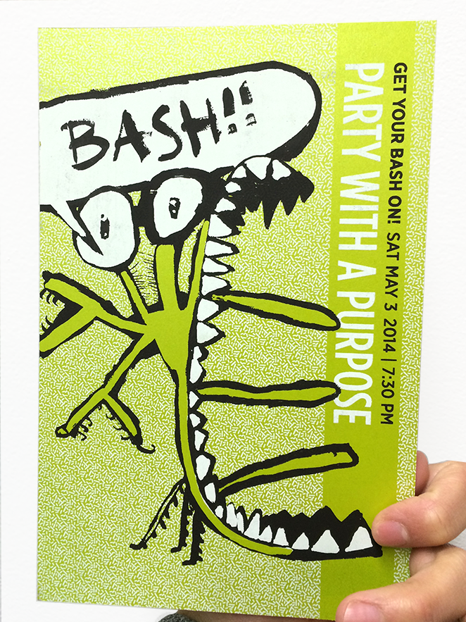 Get Your Bash On!